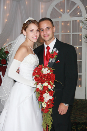 Our wedding day 2008!