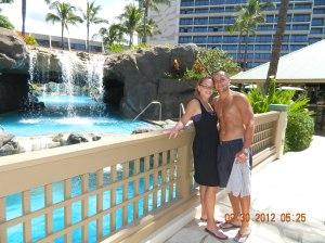 Marriott Kaanapali Resort in Maui, Hawaii  2012